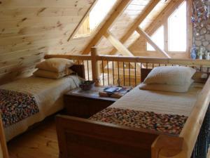 Luxury Log Cabin, Kúriák  Damascus - big - 19