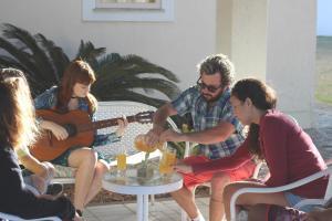 Oceans Hostel, Ostelli  Cabo Frio - big - 16
