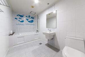 Hotel Tate, Hotely  Suwon - big - 20