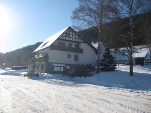 Pension-Gästehaus Waldhof, Vendégházak  Winterberg - big - 38