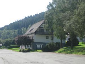 Pension-Gästehaus Waldhof, Vendégházak  Winterberg - big - 35