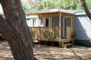 Mobilheim mit 3 Schlafzimmern