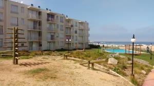 . Apartamento Borde Mar Las Cruces