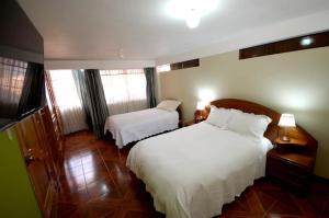 Posada del Colibri, Ferienwohnungen  Cusco - big - 7