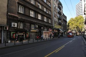 Apartment in the city center, Apartments  Belgrade - big - 10