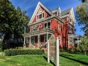 . Franklin Victorian Bed and Breakfast - Sparta