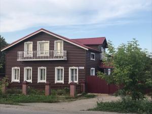 Гостиница в городе Кириллов, Кириллов
