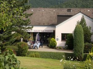 Hotel Haus Salzberg - Bergbuir