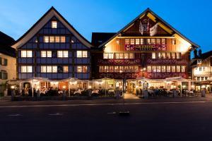 Romantik Hotel Säntis - Bühler