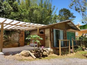 Eco House - Cachoeira do Bom Jesus