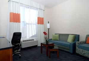 Fairfield Inn & Suites by Marriott Alamogordo, Отели  Аламогордо - big - 22