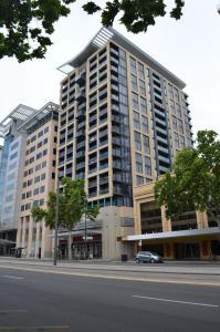 APTonNorthTCE, Apartmány  Adelaide - big - 22