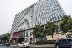 Metropolo, Changzhou, Wanda Plaza-Xinbei-Dinosaur Museum