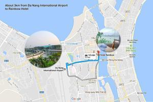 Rainbow Hotel Da Nang, Hotels  Da Nang - big - 49