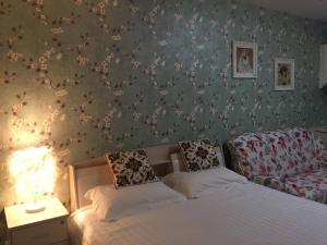 Beijing Tiandi Huadian Hotel Apartment Youlehui Branch, Ferienwohnungen  Peking - big - 6