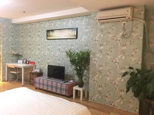 Beijing Tiandi Huadian Hotel Apartment Youlehui Branch, Ferienwohnungen  Peking - big - 35
