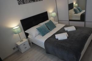 DbD Apartament Gray Turkus