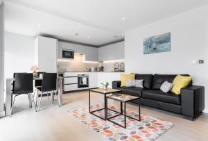 Stylish, Modern 2 Bed Apartment in Islington - Islington
