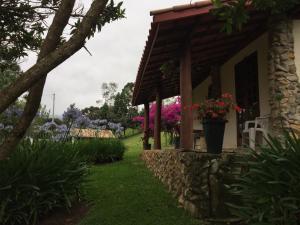 Chalés Vista Linda, Horské chaty  São Bento do Sapucaí - big - 4