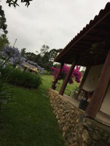 Chalés Vista Linda, Horské chaty  São Bento do Sapucaí - big - 57