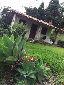 Chalés Vista Linda, Horské chaty  São Bento do Sapucaí - big - 13