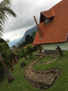 Chalés Vista Linda, Horské chaty  São Bento do Sapucaí - big - 28