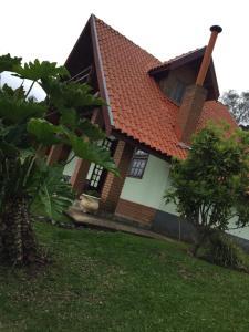 Chalés Vista Linda, Horské chaty  São Bento do Sapucaí - big - 38
