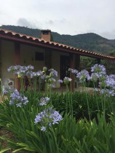 Chalés Vista Linda, Horské chaty  São Bento do Sapucaí - big - 39