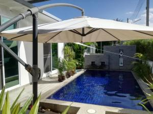 Mil Pool Villa 18, Dovolenkové domy  Hua Hin - big - 7