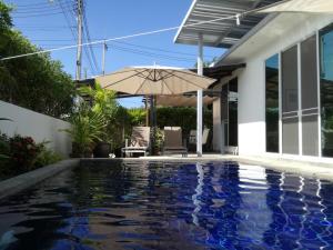Mil Pool Villa 18, Dovolenkové domy - Hua Hin