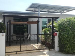Mil Pool Villa 18, Dovolenkové domy  Hua Hin - big - 10