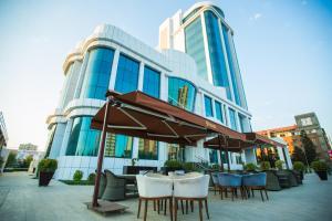 Отель Sumgayıt Plaza, Сумгаит