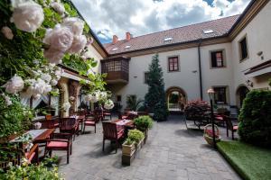 Accommodation in Kroměříž