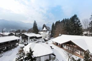 H+ Hotel Alpina Garmisch-Partenkirchen, Hotels  Garmisch-Partenkirchen - big - 33