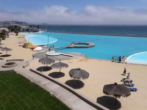 San Alfonso Del Mar Updated 2019 Prices Condominium >> San Alfonso Del Mar Resort Apartment Algarrobo Deals Photos