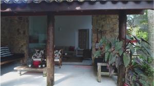 Casa de Praia Toque Toque Grande, Nyaralók  São Sebastião - big - 32