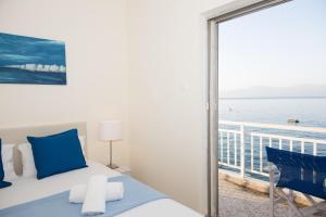 Spacious apartment on the beachfront, Dovolenkové domy  Melission - big - 39
