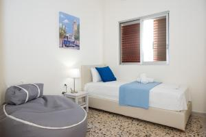 Spacious apartment on the beachfront, Dovolenkové domy  Melission - big - 18