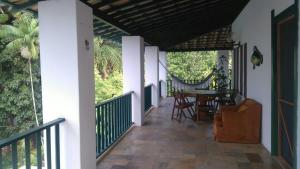 Rancho Quinta do Conde, Alloggi in famiglia  Lauro de Freitas - big - 7