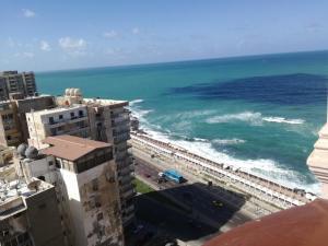 Apartment Sedi Beshr, Апартаменты  Александрия - big - 9