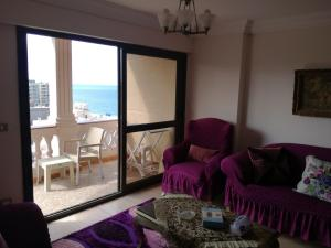 Apartment Sedi Beshr, Апартаменты  Александрия - big - 13