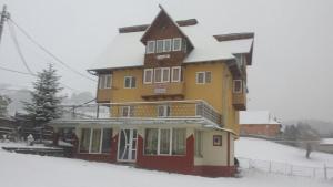Pensiunea Gaby, Guest houses  Dîmbovicioara - big - 76