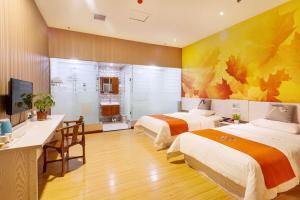 Albergues - Pai Hotel Xian North 3rd Ring Daming Palace Construction Material Market