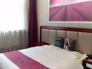 Hostels und Jugendherbergen - Pai Hotel Chongqing Qijiang Bus Station