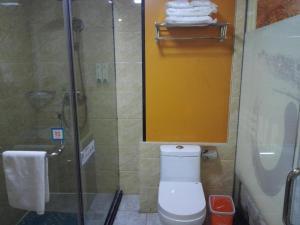 Pai Hotel Chengdu Cu Bridge Oushang City of Female Shoes, Hotely  Čcheng-tu - big - 23