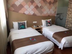 Pai Hotel Dunhuang Evening Market, Hotel  Dunhuang - big - 9
