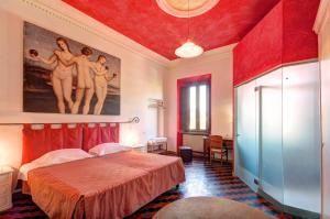 Raffaello Residence, Aparthotely  Sassoferrato - big - 6