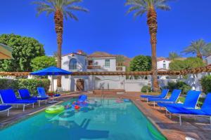 1 Bedroom Villa in La Quinta, CA (#SV108), Виллы  Ла-Кинта - big - 4