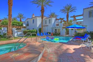 1 Bedroom Villa in La Quinta, CA (#SV108), Villen  La Quinta - big - 8