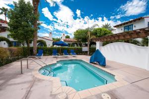 Studio Villa in La Quinta, CA (#SV000), Ville  La Quinta - big - 9